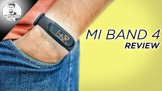Xiaomi Mi Band 4 Review - A Colorful Upgrade!