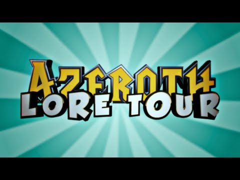 Azeroth Lore Tour - South East Eastern Kingdoms!