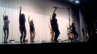 Невышедший из-за цензуры танец студенток