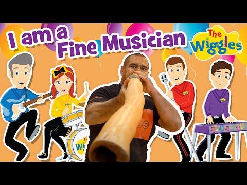The Wiggles: I Am A Fine Musician