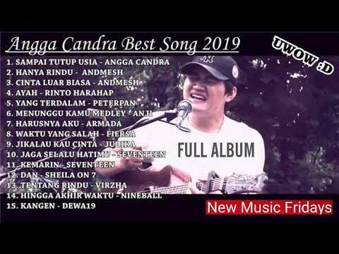 Angga Candra - Sampai Tutup Usia (full Album Official)😍