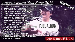 "Angga candra - sampai tutup usia (""full album official"")😍"