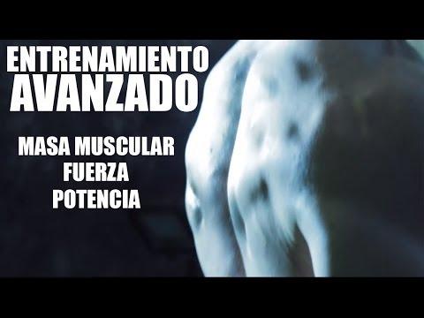 CLUSTERS (ENTRENAMIENTO AVANZADO) - MAS MUSCULO, FUERZA Y POTENCIA