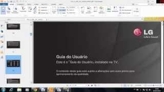 tutorial como converter videos para assistir em tv lcd via pen drive
