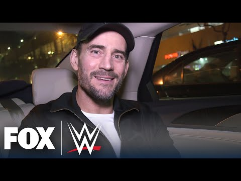 Behind the scenes with CM Punk for his stunning WWE Backstage debut | WWE BACKSTAGE | WWE ON FOX - Ruslar.Biz