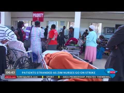 National nurses strike in Zimbabwe Mp3