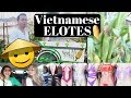 Vietnamese Elotes | LA Fashion District | Vlog #28