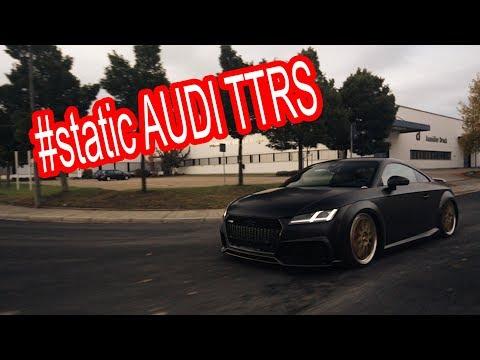 Slammed Static Low Audi TTRS with KW V3 HLS inside - Gepfeffert Carporn Germany