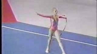 Galina Beloglazova 1982 Brother Cup AA Hoop