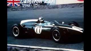 Drivers who have Died in F1 Cars/in F1 Races