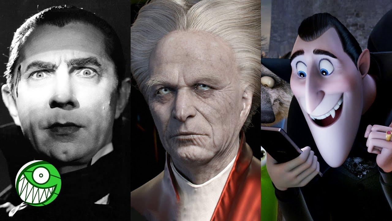 Download La evolución de DRACULA en el cine a través de los años
