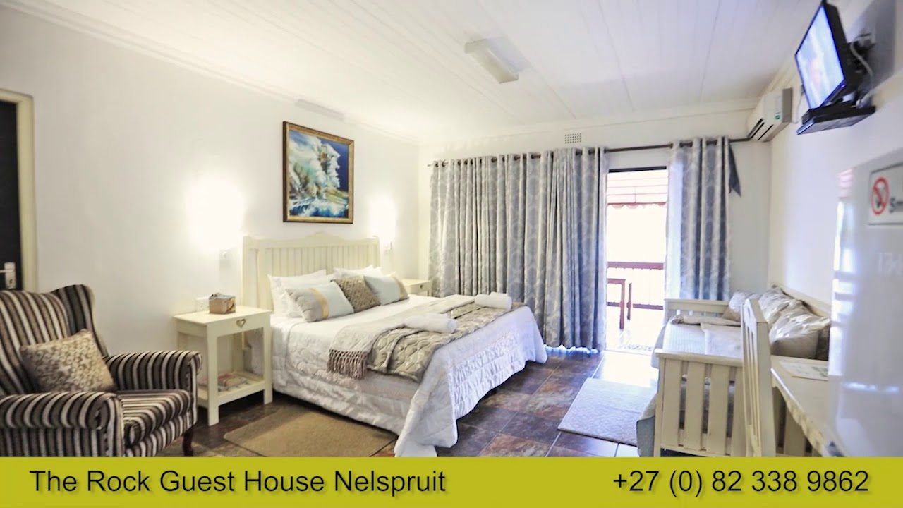 House Accommodation Visit South Africa The Rock Guest House Accommodation Nelspruit