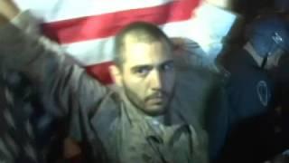 10 15 08 presidential debate hidden microphone on iraq vet adam kokesh