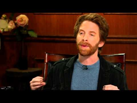 Batman Is A Crazy Person | Seth Green | Larry King Now - Ora TV