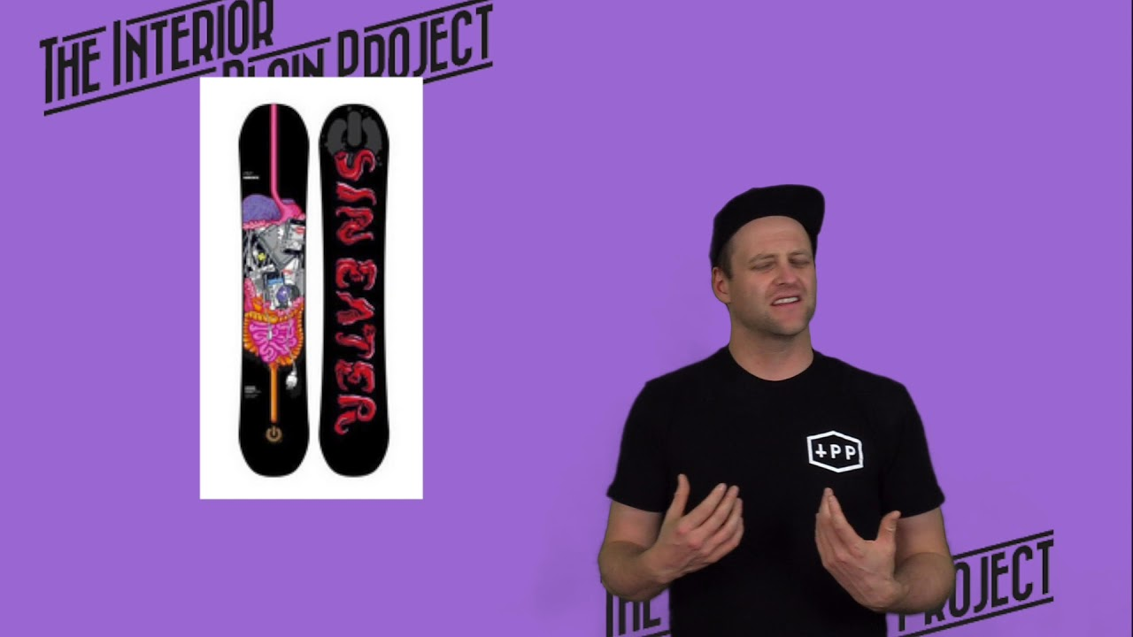 The Interior Plain Project Harrow Snowboard Review