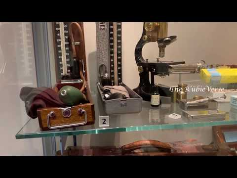 Medical Instruments   Doctor Old Equipment   Addenbrookes   Cambridge