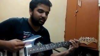 Kal Ho Naa Ho (Har Ghadi Badal Rahi Hai Roop Zindagi) Guitar+Vocals Cover by Aviral Saxena