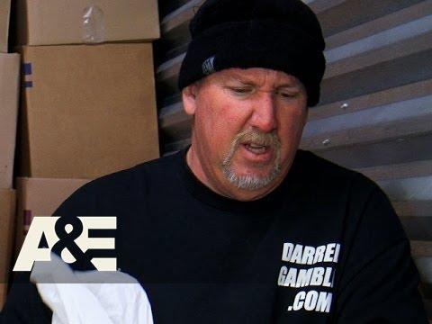 Storage Wars: Darrell Admits Defeat (Season 7, Episode 6) | A&E