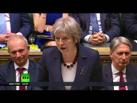 Alex Salmond Show on human rights and #Salisbury chemical attack