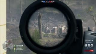 Battlefield 1.За Снайпера [PS4]