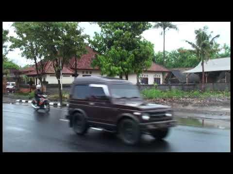 Run in the Bali