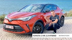 Toyota C-HR 2.0 Hybrid (184 PS) 2020: Review, Test, Fahrbericht