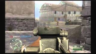 Call of Duty 2 Big Red One PS2 Online