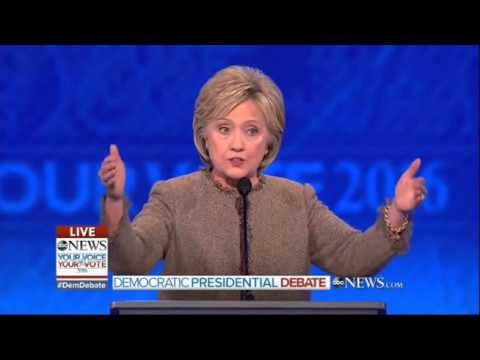 Hillary Clinton On ISIS: We are where we are suppose to be