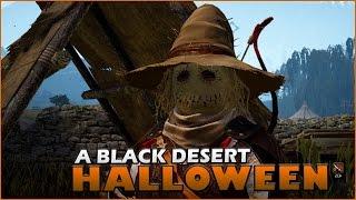 A Black Desert Online Halloween