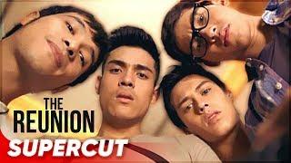 The Reunion | Enchong, Xian, Enrique, Kean, Jessy | Supercut