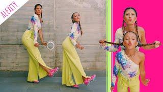 TUTORIAL DE BAILE - CHINA - ANUEL AA, Daddy Yankee, Karol G, Ozuna & J Balvin Video