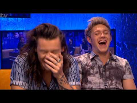Jonathan Ross misses Zayn - One Direction