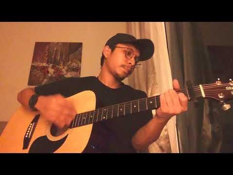 BUKAN YANG TERBAIK - ADZRIN (cover) by Hafizul Afiq