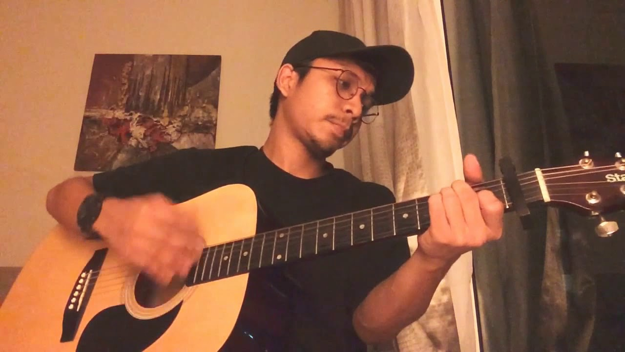 BUKAN YANG TERBAIK - ADZRIN (cover) by Hafizul Afiq - YouTube