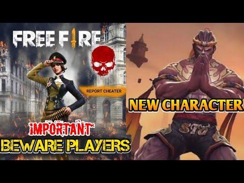 Beware Players Hackers Are Everywhere In Freefire Bg And Sneekpeak