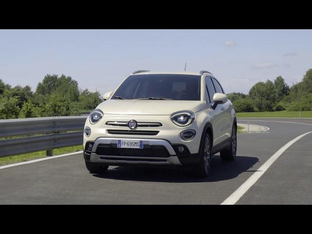 Der neue Fiat 500X – mit Spurhalteassistent