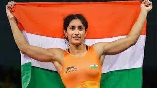 Indian Super Heroes: Vinesh Phogat | Sportskeeda
