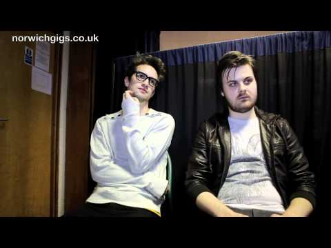 Panic! At The Disco Interview