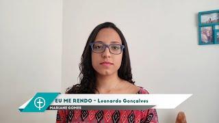 Eu Me Rendo - Mariane Gomes