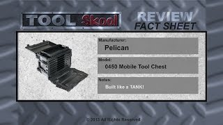 Pelican Mobile Tool Chest 0450 - Review