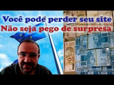 GDPR: SEUS IMPACTOS NO BRASIL E NO MUNDO