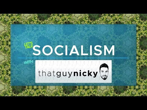 Lets Talk - Socialism Is Slavery & Why The Youth Culture Embraces It