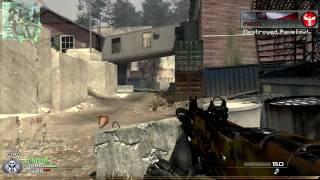 COD6 - Modern Warfare 2 [ PC ] TDM on Quarry # When your Team Fails! [ Uncut Gameplay ][ HD ]