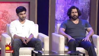 Adithya Varma Movie Team Interview | Dhruv Vikram | Vikram | Banita Sandhu | Kalaignar TV | Part 1