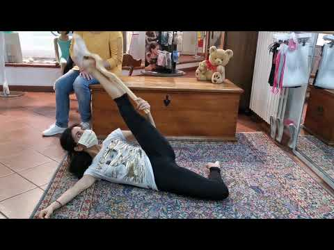 Tutorial Ballet Foot Stretcher Kit