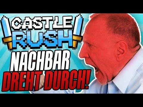 NACHBAR DREHT DURCH | CASTLE RUSH VS UNGE | REWINSIDE