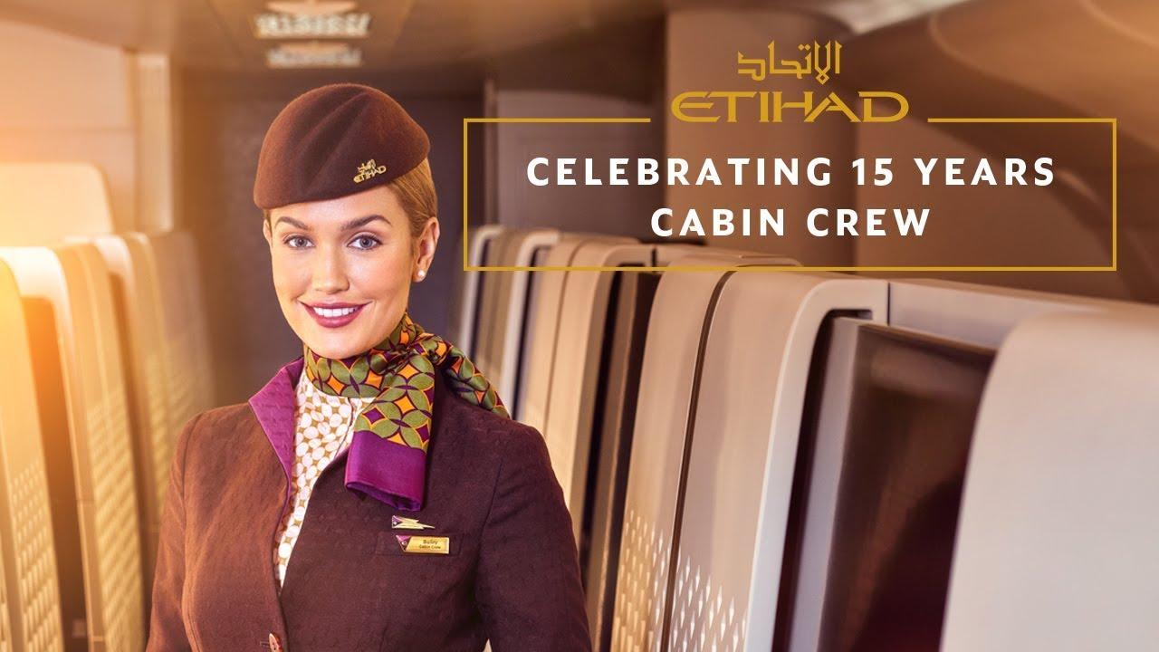 2003-2018 Cabin Crew | Etihad Airways