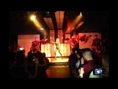 Ultimate Mashup Madonna & Britney Spears @ Club Venue Part 1