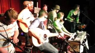 The Timbers Performing Wagon Wheel With The Drunken Poachers At Penny Black