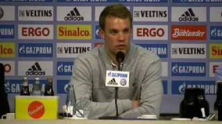 Manuel Neuer verkündet unter Tränen seinen königsblauen Abschied